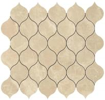 мозаика Elegant Sable Drop Mosaic 27.2x29.7 см фабрики Atlas Concorde коллекция Marvel Edge