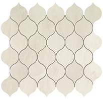 мозаика Imperial White Drop Mosaic 27.2x29.7 см фабрики Atlas Concorde коллекция Marvel Edge