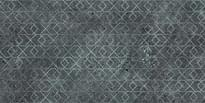 декор Decorado Graphite 45x90 см фабрики Azteca коллекция Design Lux