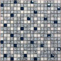 мозаика Dreams Blue 30x30 см фабрики Bonaparte коллекция Mosaics