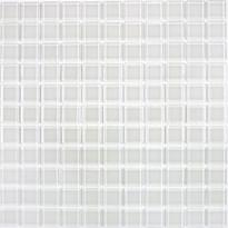 мозаика White Glass 30x30 см фабрики Bonaparte коллекция Mosaics