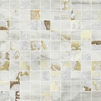 мозаика Mosaico Q. Solitaire Grey Mix 30x30 см фабрики Brennero коллекция Venus