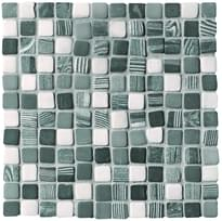 мозаика Optical Solid Color Mosaico Matt. 30x30 см фабрики Fap коллекция Nord