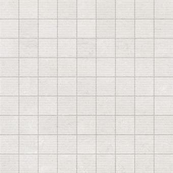 Ibero Elevation Mosaic White 2.3х2.3 30x30
