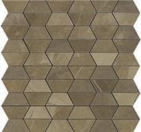 мозаика Mosaico Bronzo Amani Lux 29x29 см фабрики Marazzi коллекция Evolutionmarble