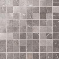 мозаика Mosaico Grey 30x30 см фабрики Marazzi коллекция Evolutionmarble